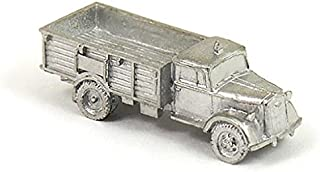 WWII Micro Armour - Germany - Armored Cars and Opel Blitz, Open-Back