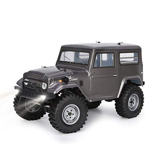 RGT Rc Crawlers 1:10 4wd Off Road Truck Rock Crawler Rock Cruiser RC-4 4x4 Waterproof Hobby Rc Car