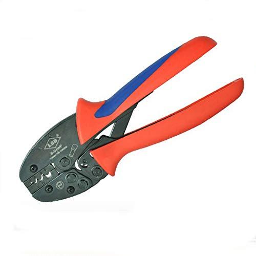 Zhaolan-Tools Alicates Que prensan 1-6mm² Alicates de engarzado Prensado Manual Manguera Abrazadera...