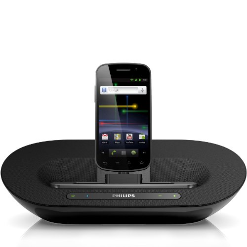 Philips AS351/12 Docking Station (Android) Nero
