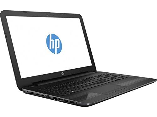 HP 250 Notebook Free Dos Intel Celeron N3060 4GB 500GB 15,6' Senza Sistema Operativo, Nero