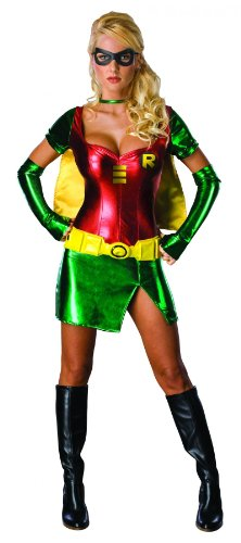 Disfraz de batman robin sexy para mujer