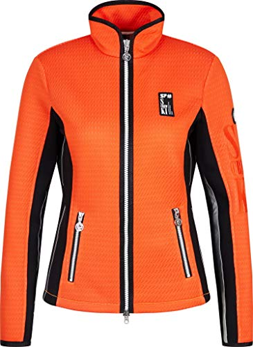 Sportalm Damen Fleecejacke orange (506) 38