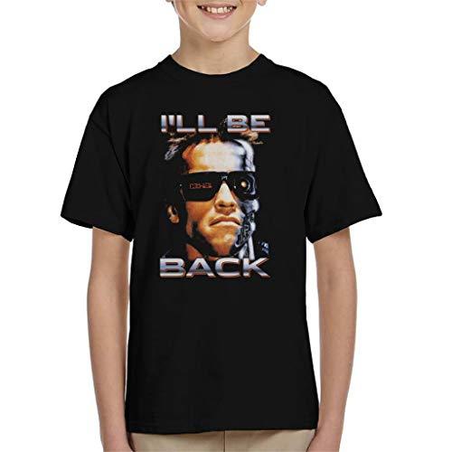 Terminator The Arnie Close Up Glasses...