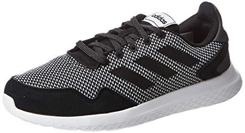adidas Performance Archivo 9 UK 43 1/3 EU - Zapatillas Deportivas para Hombre, Color Negro y Blanco
