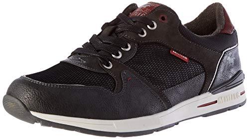MUSTANG Herren 4154-307 Sneaker, 259 Graphit, 43 EU