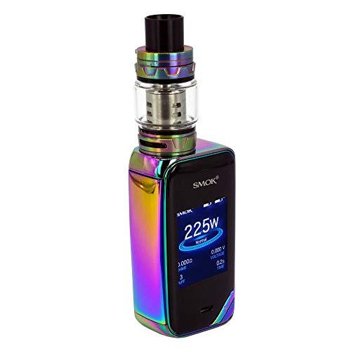 SMOK X-Priv Kit 225 Watt, mit TFV12 Prince Tank 8 ml, e-Zigarette, prism rainbow