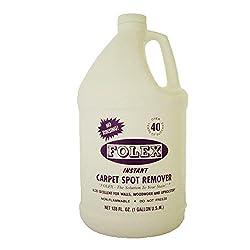 Review For Folexport Fsr128 Folex Gallon Spot Remover 1 White Bottle