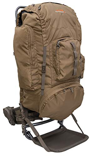 ALPS OutdoorZ Commander + Pack Bag, Coyote Brown, Regular