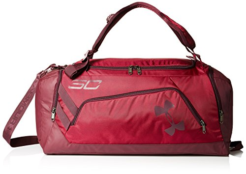 Under Armour SC30 Storm Contain Duffle,Black Currant (923)/Raisin Red, One Size Fits All