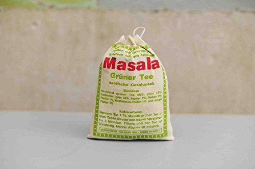 Masala Green Tee Grüner Tee mit Bergkräuter Tee aus Nepal