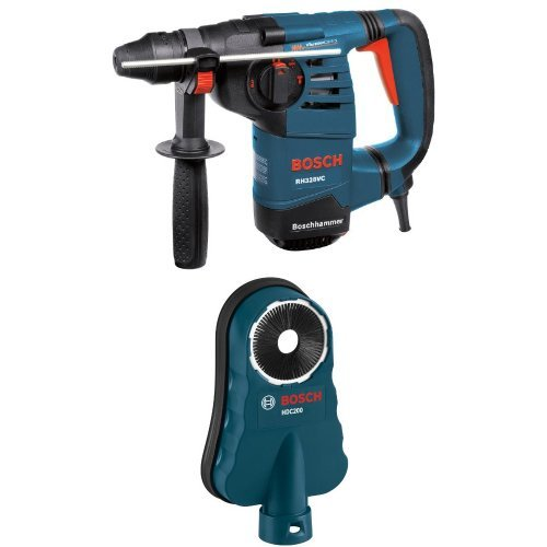 Bosch RH328VC 1-1/8-Inch SDS Rotary Drill Hammer