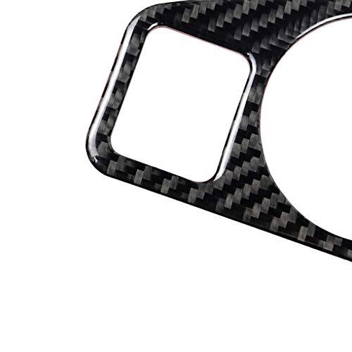 2 stks Vervanging Voor Golf 7 MK7 2013-2017 Dashboard Koplamp Schakelaar Decoratie Sticker Frame Cover