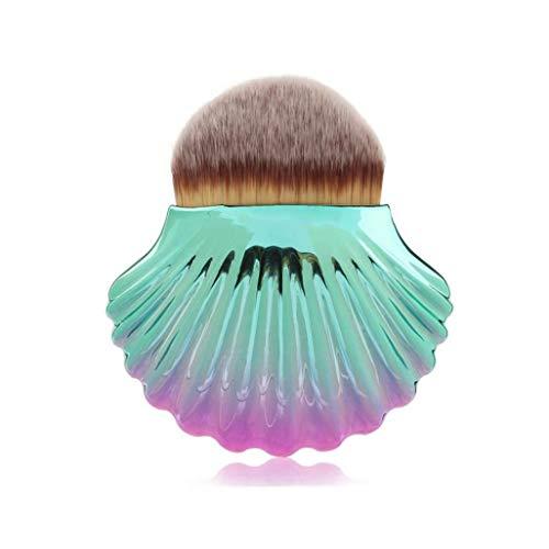 Pinceau de maquillage Shell forme Fashion Style poudre pinceau blush pour les outils et accessoires de maquillage femmes