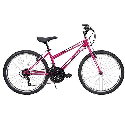 Huffy Mountain Bike Girls 24-inch Kids Bicycle