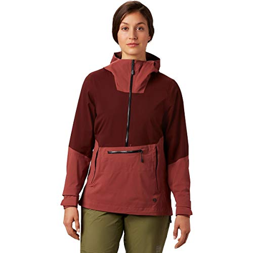 Mountain Hardwear Exposure 2 GTX Paclite Stretch Pullover Jacket - Women's Washed Rock, L