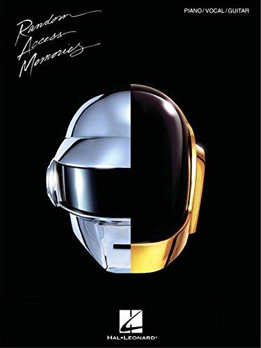 Daft Punk - Random Access Memories Songbook (Piano, Vocal, Guitar) (English Edition)