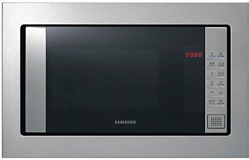 Samsung FG87SST/XEC - Microondas de integración / encastre con grill,...