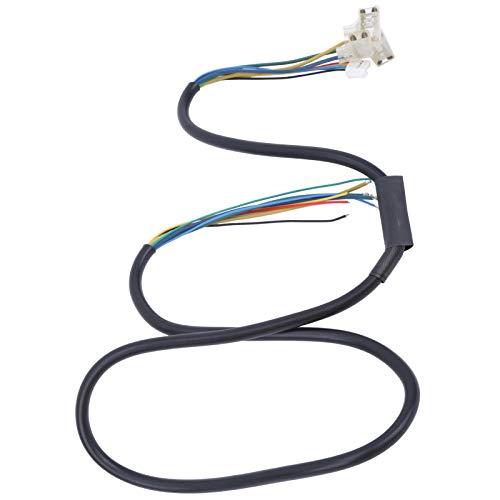Keenso Cable de Motor de Scooter, Scooter M365/Pro, Accesorios de Scooter eléctrico, Cable de Motor General, Ligero, fácil de Instalar