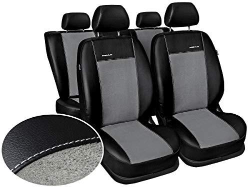 Autodekor - Fundas de asiento de coche para Skoda Roomster 2006-2015