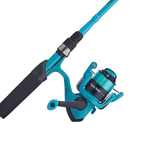 Ugly Stik Hi-Lite Spinning Reel and Fishing...