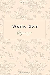 Work Day Organizer: To Do List with Checkboxes | 140 pages with Checkboxes, Priority Tasks, Important Notes | To-Do List P...