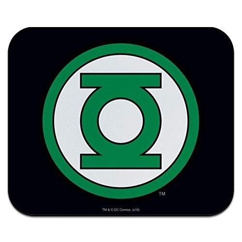 Green Lantern Logo Low Profile Thin Mouse Pad Mousepad