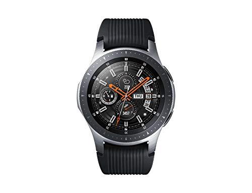 Samsung Galaxy Watch R800 Bluetooth Version 46 mm Silber