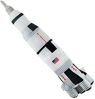 Cuddle Zoo - Saturn V Rocket - 28 inch