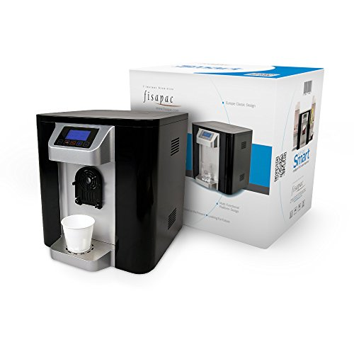 Spender / Wasserspender / Kaltbrunnen Ambiente und Warmwasser - Smart Fisapac - Die Kombination aus Sicherheit, Qualität und Instanz für sicheres und gesundes Wasser