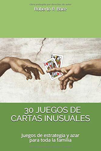 30 JUEGOS DE CARTAS INUSUALES