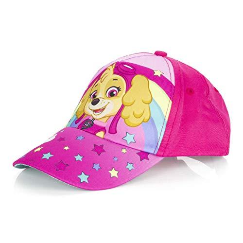 OSAB 3808 Fashion Kinder Cap Baseball Cap Kappe Basecap PAW Patrol Skye Everest Mädchen. (Pink, OneSize)