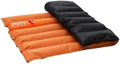 McKinley Luftmatratze Nylon Pump Trekking (Farbe: orange/schwarz)