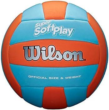 Wilson Super Soft Play Volleyball