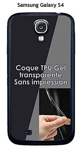 Cover per Samsung Galaxy S4 - I9500, trasparente (TPU Gel morbido)