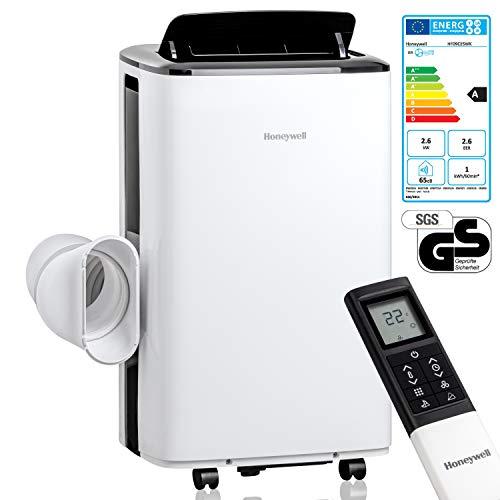 HONEYWELL HF09 Acondicionador portátil de aire acondicionado (2,5 kW/9000 BTU, A)