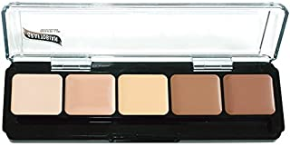 Graftobian HD Crme Foundation Palette (Hi-Lite Contour Light) by Graftobian