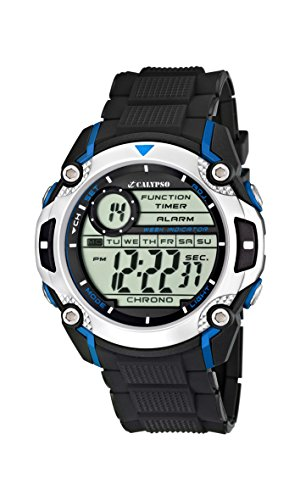 Calypso Reloj Digital para niño de Cuarzo con Correa en Plástico K5577/2