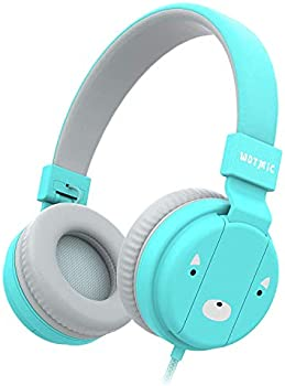 MonoTurls Wotmic Wired On Ear Children Headphones