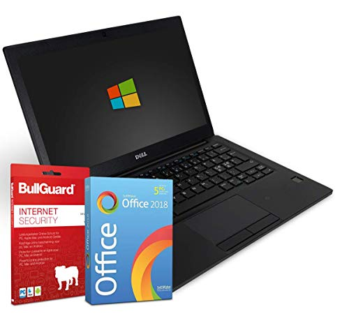 "12,5\"" | Allround Notebook | Intel Core i5-6300U@ 2,4GHz | 4GB | 128GB SSD | Windows 10 Pro | BullGuard | SoftMaker Office (Generalüberholt)"