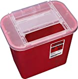 Kendall/Covidien Sharps-A-Gator 31142222 Multi-Purpose Sharps Container. 1Count