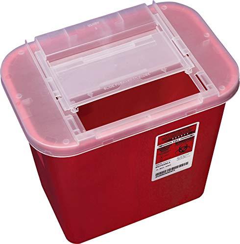 SHARPS-A-GATOR 31142222 SHARPS-A-GATOR Sharps Containers, 2 Gallon - 20 Case