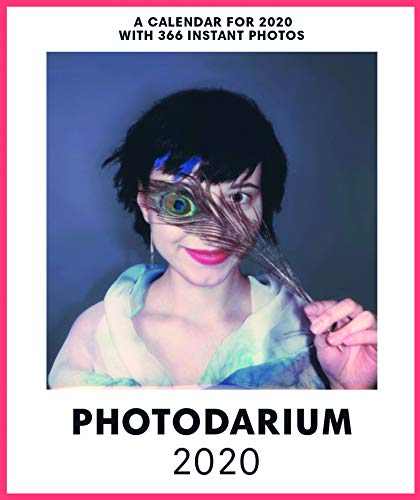 PHOTODARIUM 2020: Every Day a new Instant Photo (Poladarium / Photodarium)