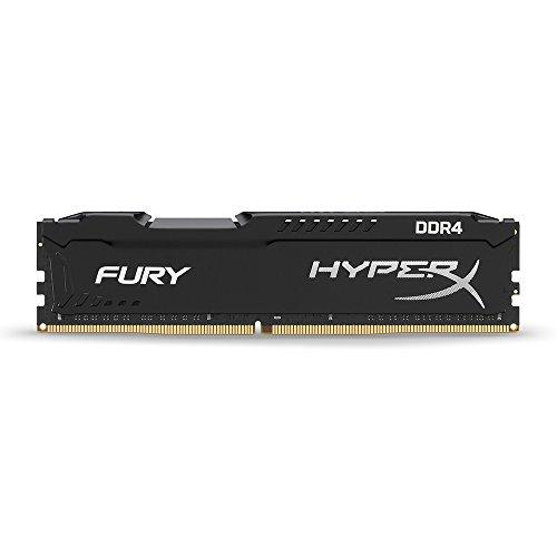 Kingston Technology HyperX Fury 16GB (1 x 16GB) DDR4 2133 MHz Desktop Memory DIMM (288-Pin) RAM HX421C14FB/16