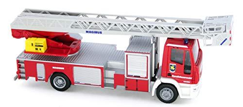 Rietze 68579 - Magirus DLK Feuerwehr Schwerin - 1:87