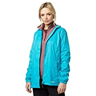 Hardwearing waterproof jacket from Peter Storm Hood with cordlock toggle system and concealed stud closure- provides additional wet weather protection by sealing out moisture and wind. Wide stormflap with concealed Velcro closure- creates an ...