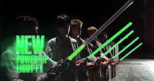 [Review] Star Wars Ultimate FX Lightsaber – Luke Skywalker