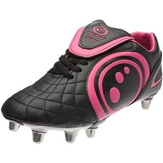 Optimum Men's Eclipse Black/Pink Rugby Boot RBECBPS8 8 UK (B003OQU2JQ) | Amazon price tracker / tracking, Amazon price history charts, Amazon price watches, Amazon price drop alerts