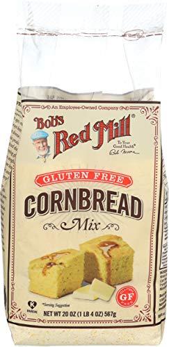 Bob's Red Mill, Mix Corn Bread Gluten Free, 20 Ounce
