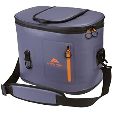 Ozark Trail.. Premium Jumbo Cooler (Gray)